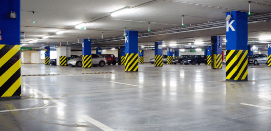 parking infrastructure